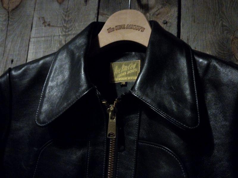 70年代 レザージャケット