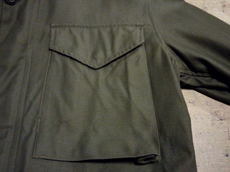 フィールドジャケット M-65